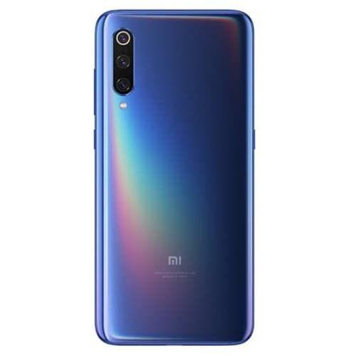 EU ECO Raktár - Xiaomi Mi 9 4G okostelefon - 6GB 128GB Globális verzió - Kék