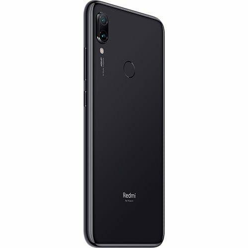 EU ECO Raktár - Xiaomi Redmi Note 7 4G okostelefon - 4GB 64GB Globális verzió - Fekete