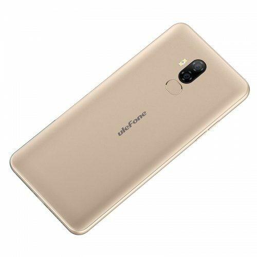 EU ECO Raktár - Ulefone Power 3L 4G okostelefon - Arany