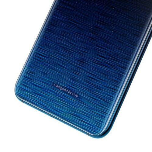 EU ECO Raktár - Vivo X23 4G okostelefon 6GB RAM 128GB ROM 6.41 inch Kijelző - Kék