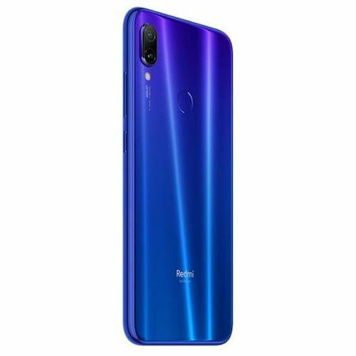 EU ECO Raktár - Xiaomi Redmi Note 7 Pro 4G Okostelefon 6GB RAM 128GB ROM 48.0MP + 5.0MP Rear Camera Fingerprint Sensor - Kék