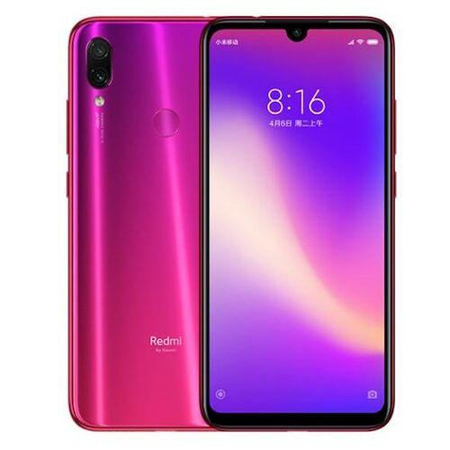 EU ECO Raktár - Xiaomi Redmi Note 7 Pro 4G Okostelefon 6GB RAM 128GB ROM 48.0MP + 5.0MP Rear Camera Fingerprint Sensor - Arany