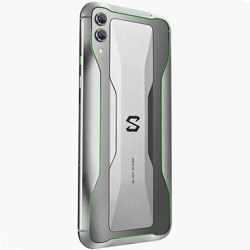 EU ECO Raktár - Black SHARK 2 4G Gaming okostelefon 12GB RAM 256GB ROM - Ezüst