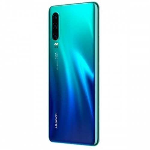 EU ECO Raktár - Huawei P30 4G okostelefon - 8GB 64GB - Alkonyat