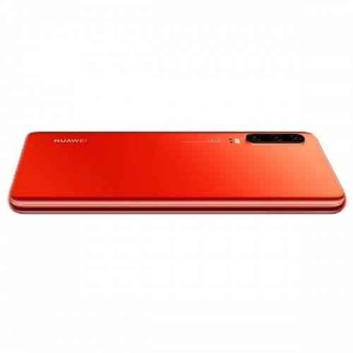 EU ECO Raktár - Huawei P30 4G okostelefon - 8GB 256GB - Narancs