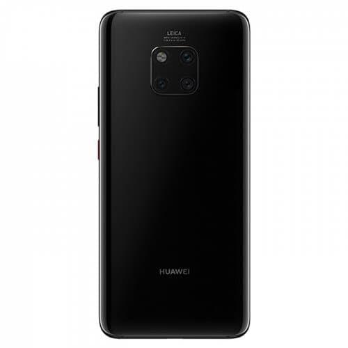 EU ECO Raktár - HUAWEI Mate 20 Pro 4G okostelefon - 6GB 128GB Globális verzió - Fekete