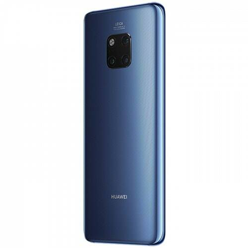 EU ECO Raktár - HUAWEI Mate 20 Pro 4G okostelefon - 6GB 128GB Globális verzió - Kék