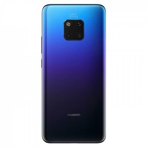 EU ECO Raktár - HUAWEI Mate 20 Pro 4G okostelefon - 6GB 128GB Globális verzió - Alkonyat