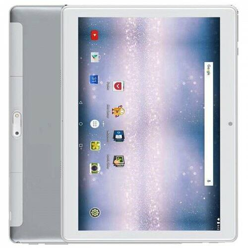 EU ECO Raktár - 10.1 inch 2.5D 4G Táblagép 4GB RAM 64GB ROM Android 8.1 - Arany