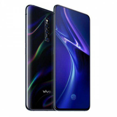 Vivo X27 Pro 4G okostelefon 8GB RAM 256GB ROM 32.0MP Front Camera - Fekete