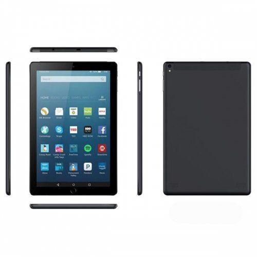 EU ECO Raktár - 10.1 inch 2G / 3G Táblagép 4GB RAM 64GB ROM Android 7.0 - Fekete