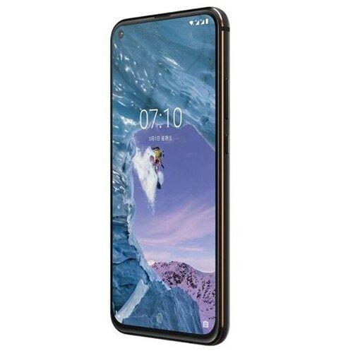 EU ECO Raktár - NOKIA X71 4G okostelefon 6GB RAM 64GB ROM - Fekete