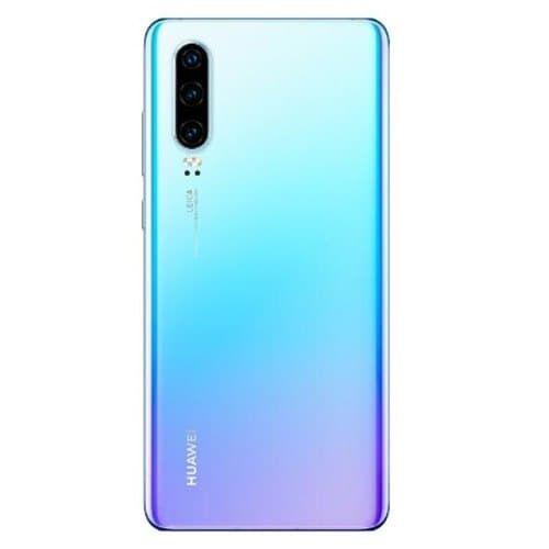 EU ECO Raktár - HUAWEI P30 4G okostelefon Globális verzió 8GB RAM - Kék