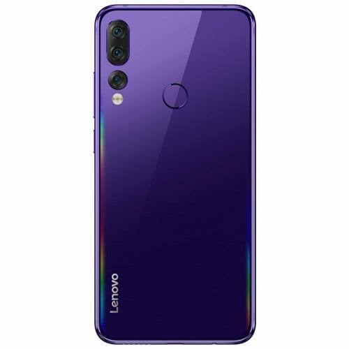 EU ECO Raktár - Lenovo Z5s 4G okostelefon - 4GB 64GB Globális verzió - Kék