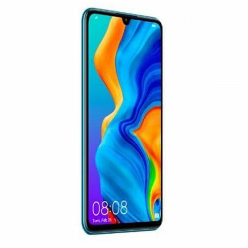 EU ECO Raktár - HUAWEI P30 Lite 4G okostelefon Globális verzió - Kék