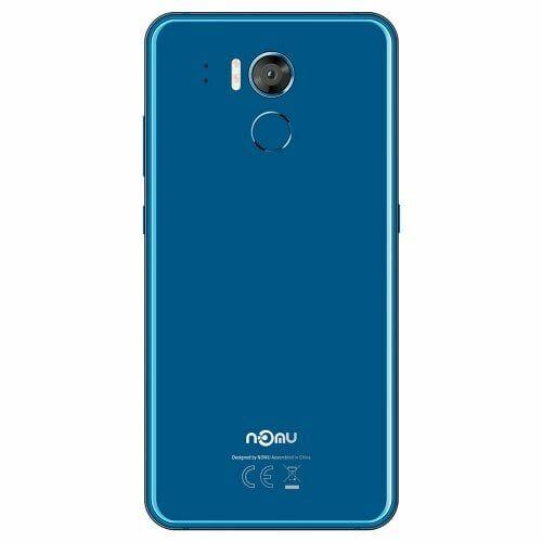 EU ECO Raktár - NOMU M8 4G okostlefon - Kék