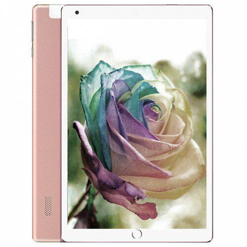 EU ECO Raktár - 10.1 inch 3G Tablet PC 4GB RAM 64GB ROM Android 7.0 - Piros