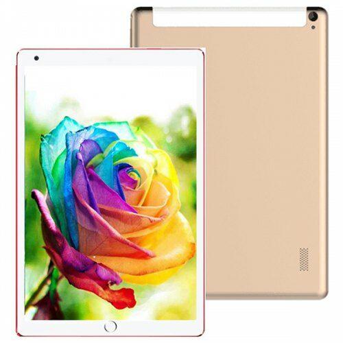 EU ECO Raktár - 10.1 inch 3G Tablet PC 4GB RAM 64GB ROM Android 7.0 - Platina