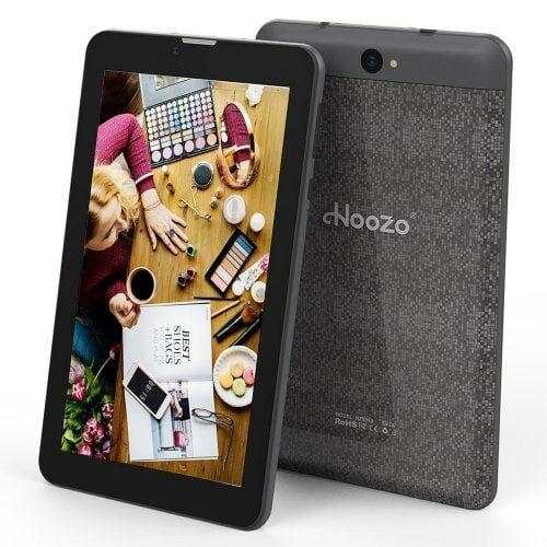 EU ECO Raktár - Hoozo HZ0007 3G 7 Inch Android Táblagép - Fekete