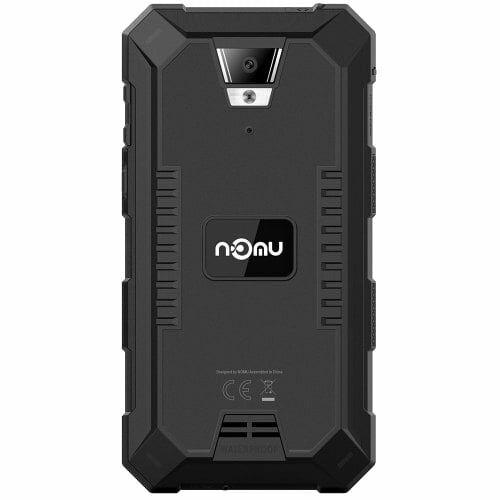 EU ECO Raktár - NOMU S10 PRO 4G okostelefon - Fekete