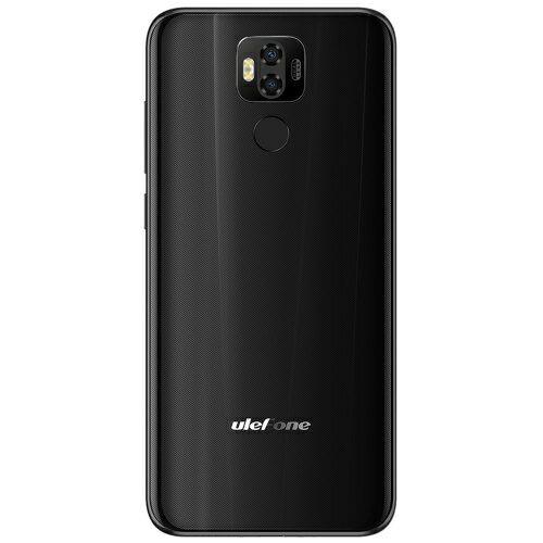 EU ECO Raktár - Ulefone Power 6 4G okostelefon - Fekete