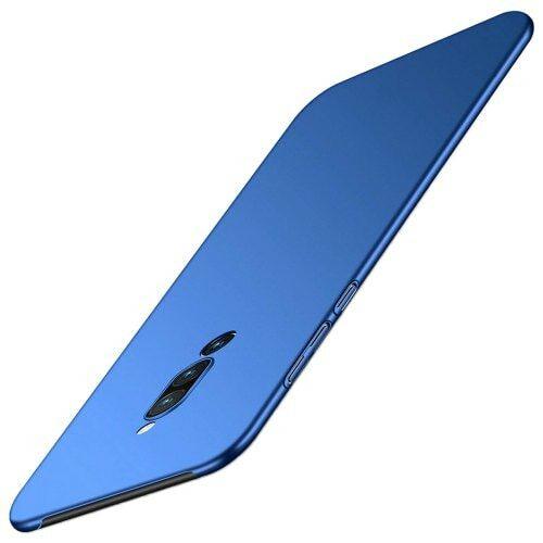Ultravékony Szilikon Tok Vivo X27 Pro Készülékre - Kék