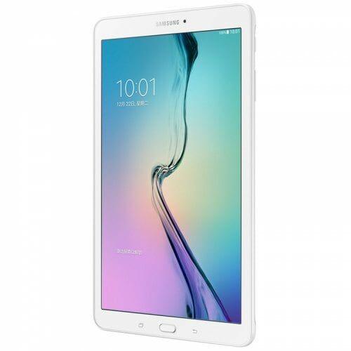 EU ECO Raktár - Samsung Galaxy Tab E T560 9.6 inch Táblagép - Fehér