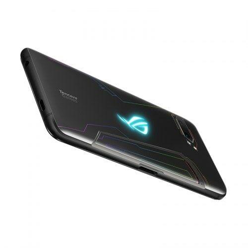 EU ECO Raktár - ASUS ROG Phone 2 Gaming 4G okostelefon 12GB RAM 512GB ROM - Fekete