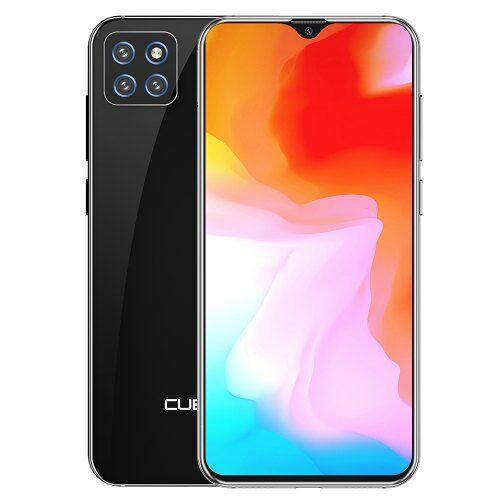 EU ECO Raktár - CUBOT X20 Pro 6.3 inch 4G Okostelefon - Fekete