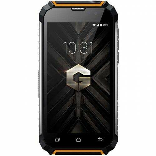 EU ECO Raktár - GEOTEL G1 3G okostelefon - Narancs