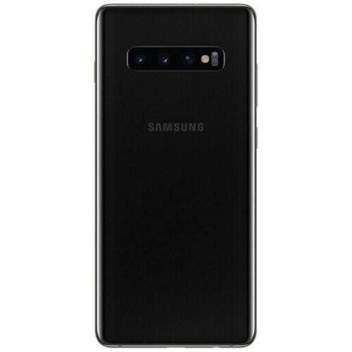 EU ECO Raktár - Samsung Galaxy S10+ 4G okostelefon - 8GB 512GB - Fekete