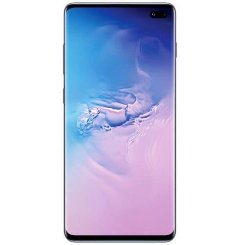 EU ECO Raktár - Samsung Galaxy S10+ 4G okostelefon - 8GB 512GB - Kék