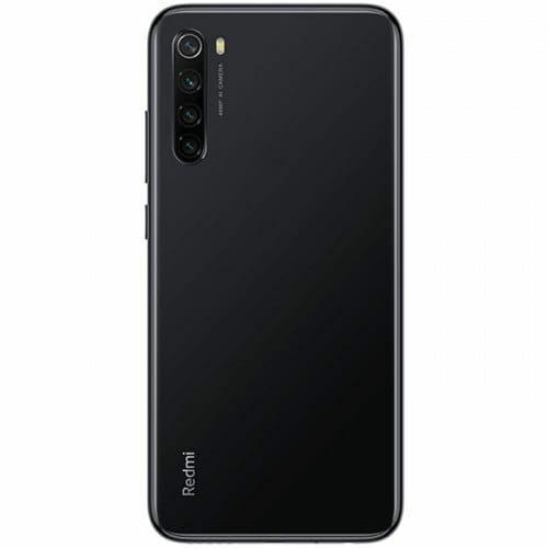 EU ECO Raktár - Xiaomi Redmi Note 8 4G okostelefon - 4GB 64GB - Fekete