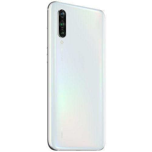 EU ECO Raktár - Xiaomi Mi 9 Lite 4G okostelefon 6GB RAM 128GB ROM Globális verzió - Fehér