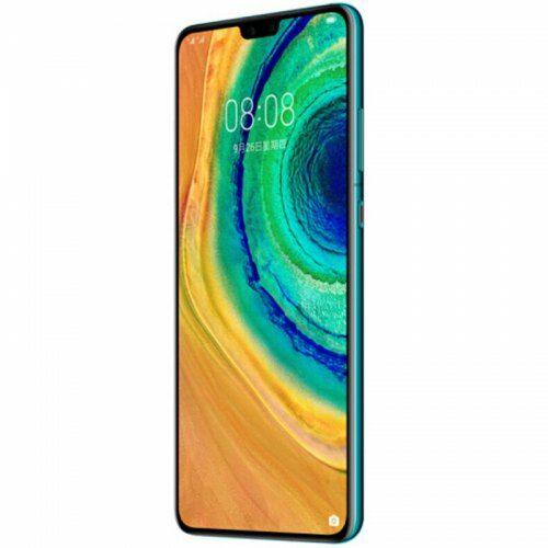 EU ECO Raktár - HUAWEI Mate 30 4G okostelefon - 8GB 128GB - Zöld