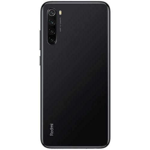EU ECO Raktár - Xiaomi Redmi Note 8 4G Okostelefon 4GB RAM + 64GB ROM - Fekete