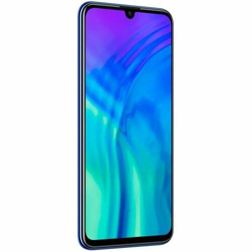 EU ECO Raktár - HUAWEI Honor 20 Lite 4G okostelefon 6.21 inch EMUI 9.0.1 Android 9.0 - Kék