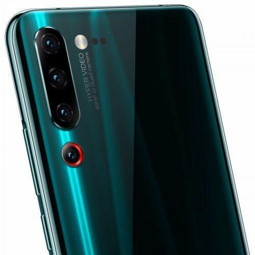 Lenovo Z6 Pro 4G okostelefon - 6GB 128GB - Kék