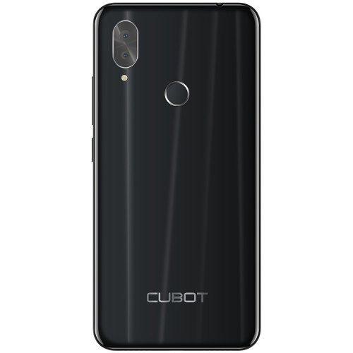 EU ECO Raktár - Cubot X19 S 4G Okostelefon 5.93 inch Android 9.0 MT6763 Octa Core 4GB RAM 32GB ROM - Fekete