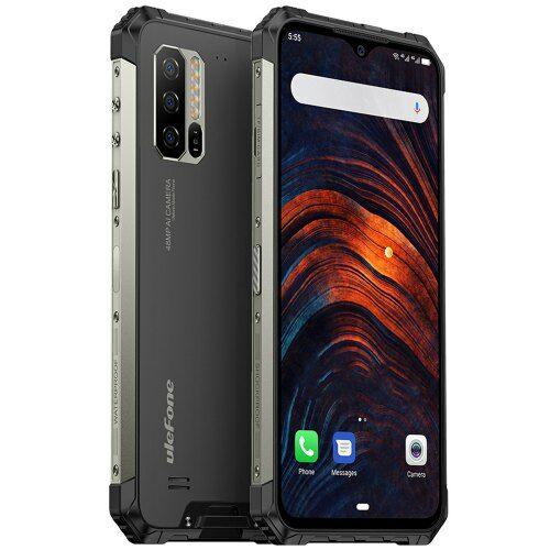 Ulefone Armor 7 4G okostelefon - 8GB 128GB - Fekete