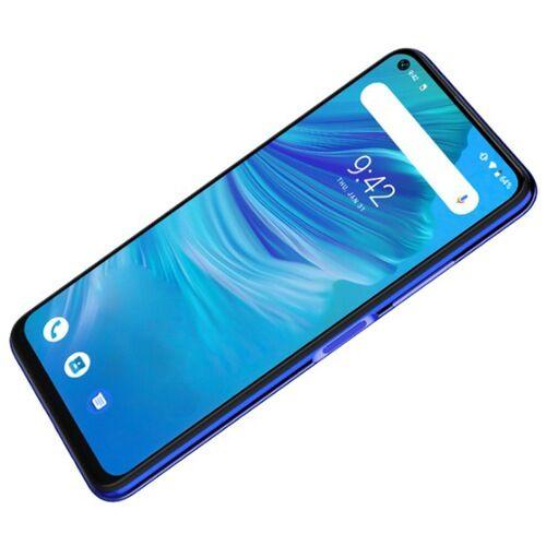EU ECO Raktár - UMIDIGI F2 4G okostelefon 6.53 inch Android 10 Helio P70 Octa Core 6GB RAM 128GB ROM 4 előlapi Camera 5150mAh Battery - Kék