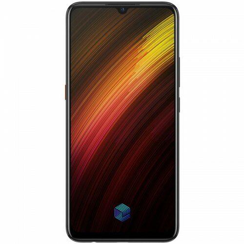 Vivo iQOO Neo 855 4G okostelefon - 6GB 128GB - Fekete