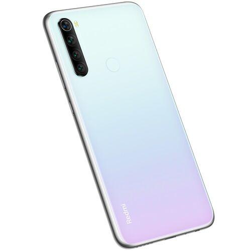 EU ECO Raktár - Xiaomi Redmi Note 8T 4G okostelefon 6.3 inch Snapdragon 665 Octa Core 3GB RAM 32GB ROM 4 előlapi Camera 4000mAh - Fehér