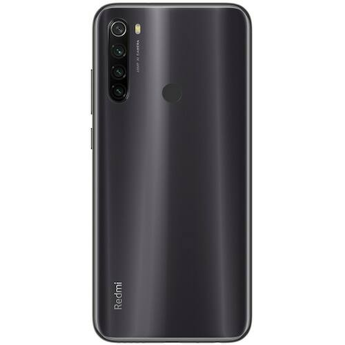 EU ECO Raktár - Xiaomi Redmi Note 8T 4G okostelefon 6.3 inch Snapdragon 665 Octa Core 3GB RAM 32GB ROM 4 előlapi Camera 4000mAh - Fekete