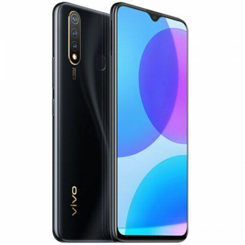 EU ECO Raktár - Vivo U3 4G okostelefon 6.53 inch Android 9.0 Snapdragon 675 Octa Core 6GB RAM 64GB ROM - Fekete