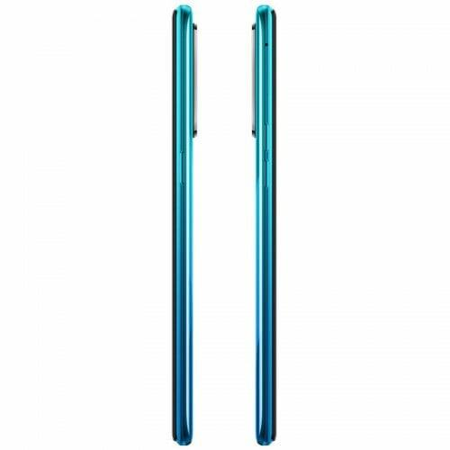 EU ECO Raktár - OPPO Realme 5 Pro 4G Okostelefon 6.3 inch FHD+ Android 9.0 Snapdragon 712 AIE Octa Core 4GB RAM 128GB ROM - Zöld