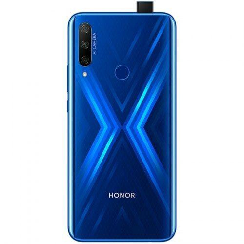 EU ECO Raktár - HUAWEI Honor 9X 4G okostelefon 6.59 inch Android 9.0 Kirin 710F Octa Core 6GB RAM 128GB ROM - Kék