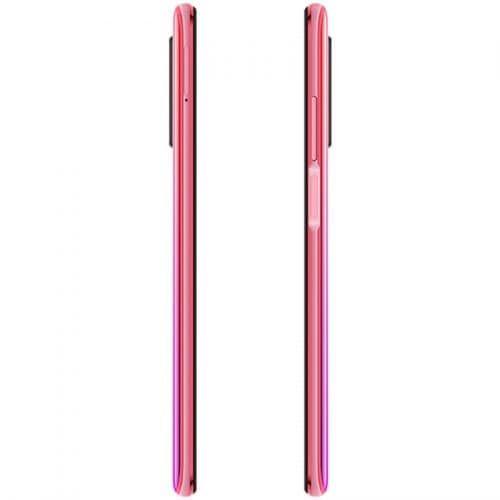 EU ECO Raktár - Xiaomi Redmi K30 4G Okostelefon 6.67 inch MIUI 11 Snapdragon 730G Octa Core 2.2GHz 8GB RAM 256GB ROM - Piros