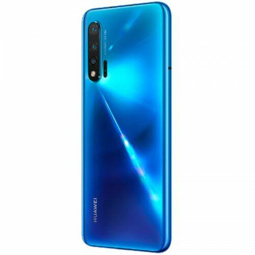 EU ECO Raktár - HUAWEI nova 6 5G 5G Okostelefon 6.57 inch Android 10 Kirin 990 Balong 5000 Octa Core 8GB RAM 128GB ROM - Kék
