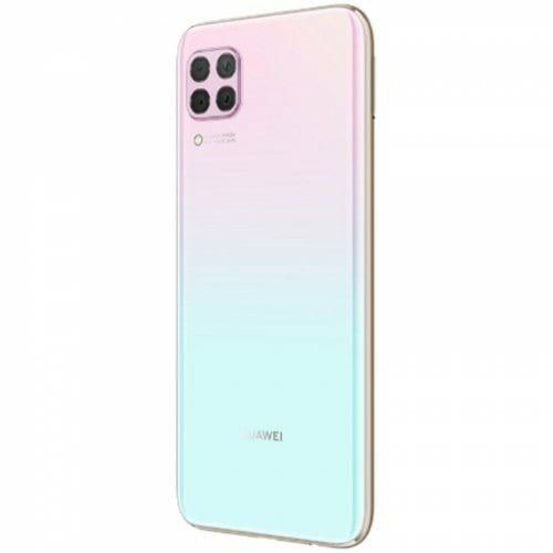 EU ECO Raktár - HUAWEI nova 6 SE 4G Okostelefon 6.4 inch EMUI 10.0.1 Android 10 Kirin 810 Octa Core 8GB RAM 128GB ROM - Fehér